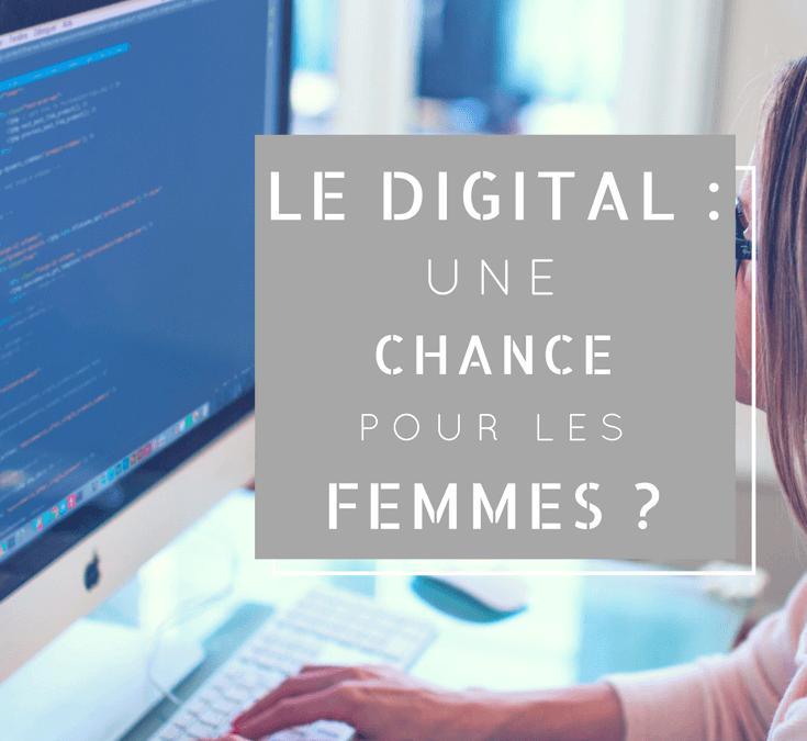 Le digital, une chance pour les femmes ?