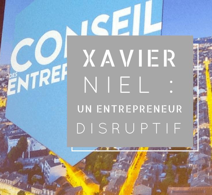 Xavier Niel : un entrepreneur disruptif !