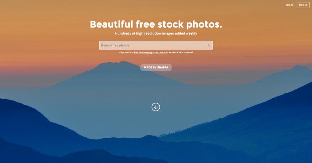 Banque d'images gratuites StockSnap.io