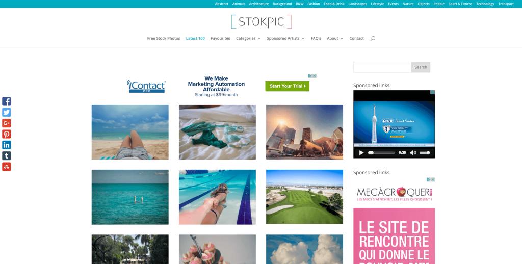 Banque d'images gratuites Stokpic