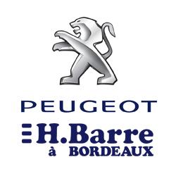 Peugeot H. Barre Bordeaux