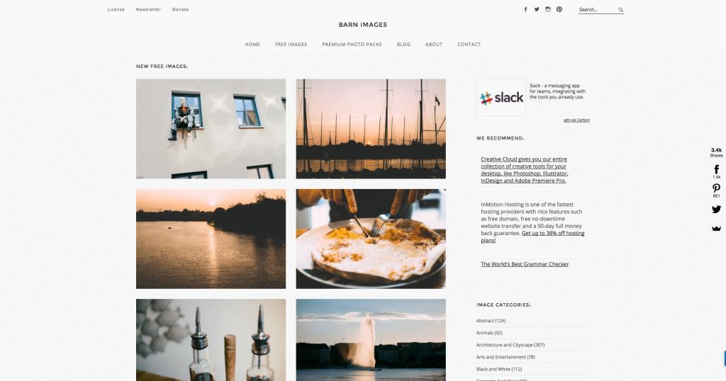 Banque d'images gratuites Barn Images