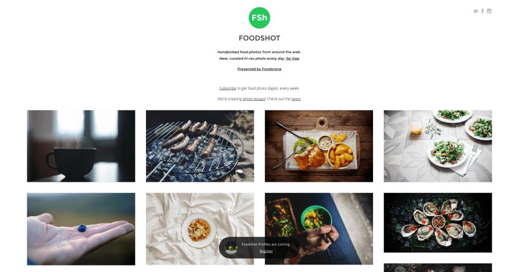 Banque d'images gratuites Foodshot