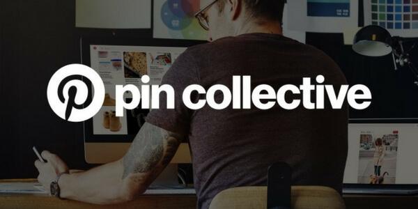 Pin collective de Pinterest pour parler aux influenceurs
