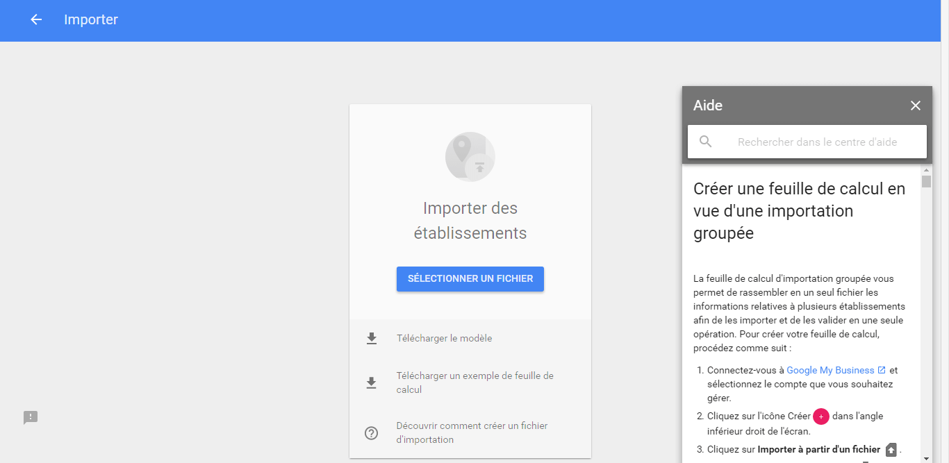 Référencement local - tutoriel Google My Business