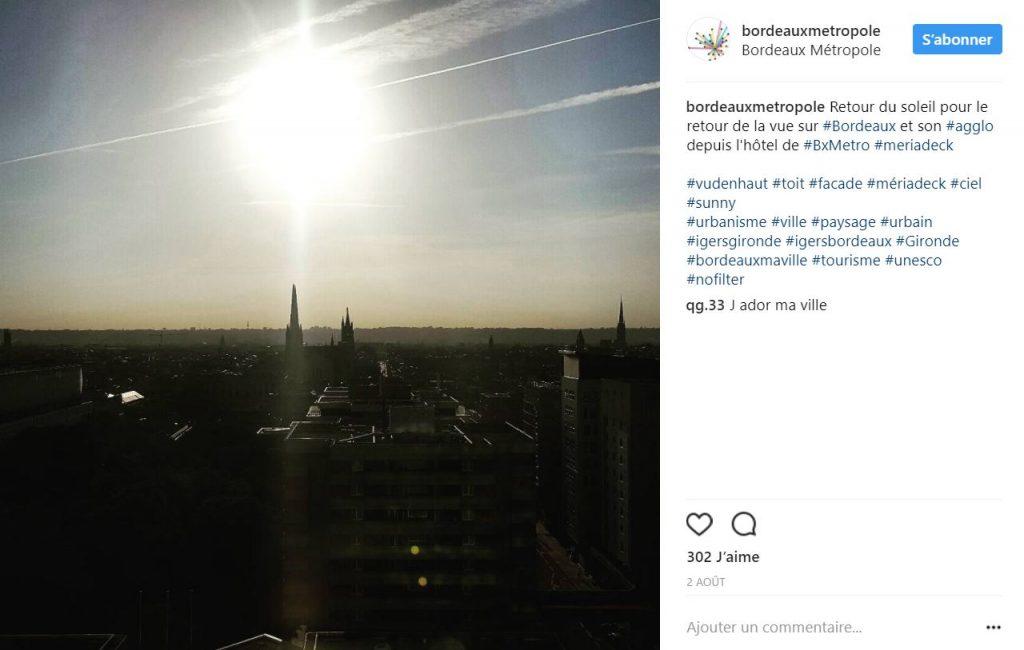 instagram géolocalisation et hasthags
