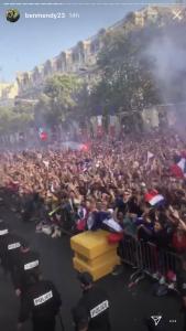 Paris Coupe du Monde 2018