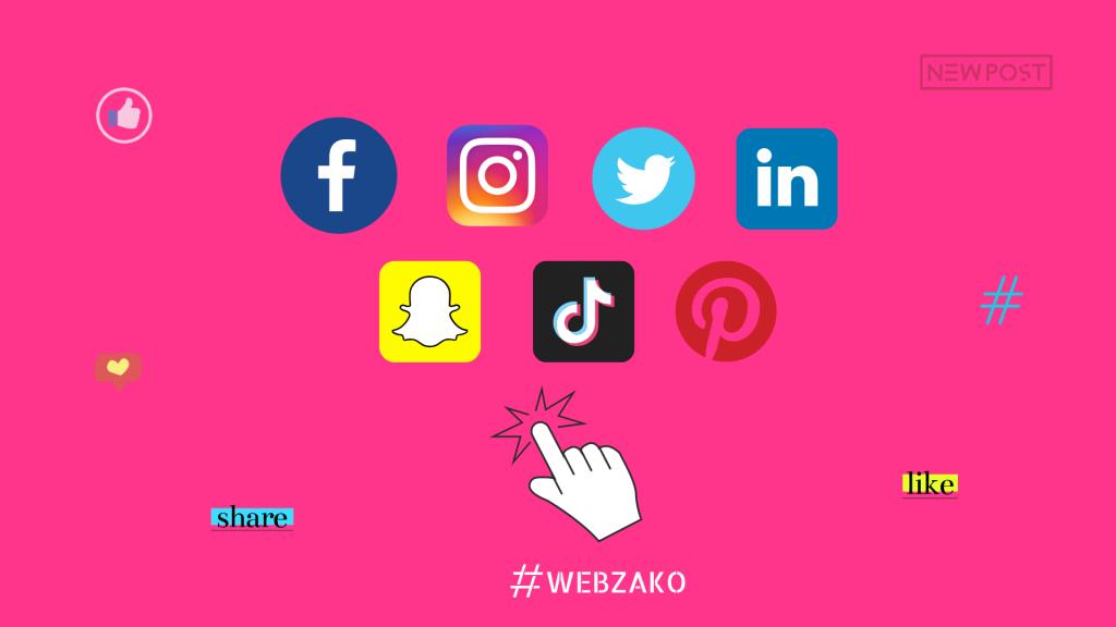 Choisir un réseau social