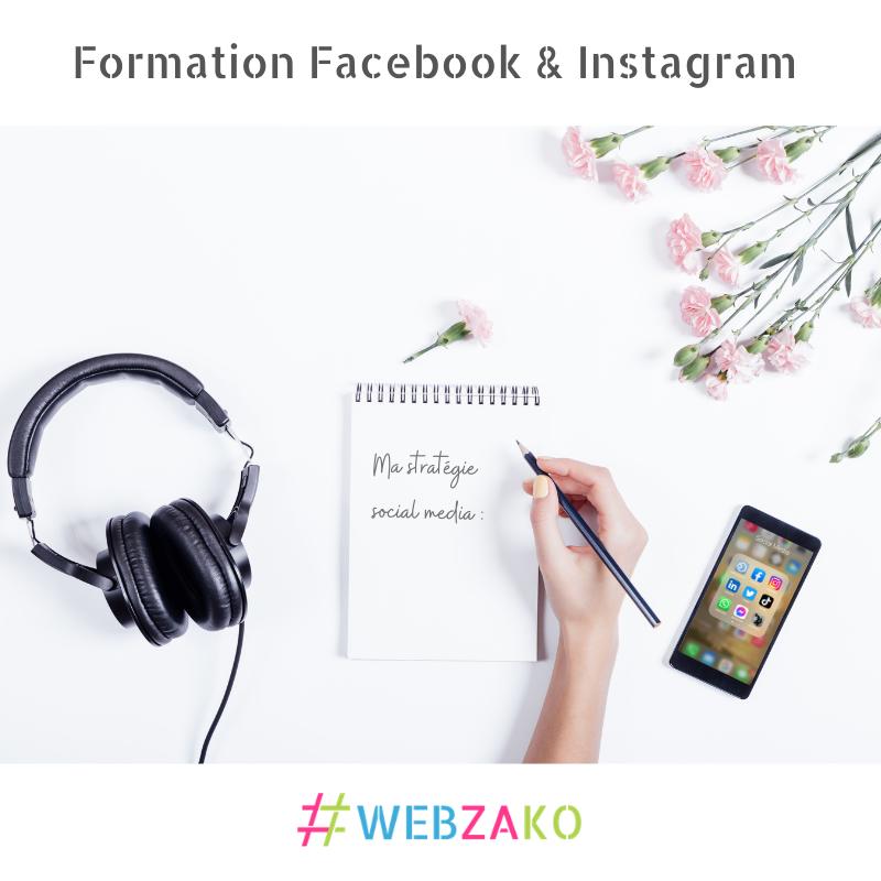 Formation CPF Facebook & Instagram
